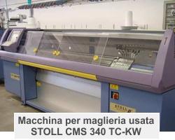 Macchine maglieria stoll
